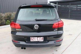 2015 Volkswagen Tiguan 5N MY16 118TSI DSG 2WD Deep Black Pearl Effect 6 Speed