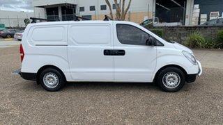 2013 Hyundai iLOAD TQ MY13 White 5 Speed Automatic Van.