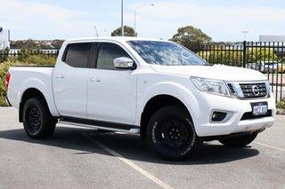 2016 Nissan Navara D23 ST White 6 Speed Manual Utility.