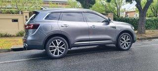 2020 Renault Koleos HZG MY20 Intens X-tronic Grey 1 Speed Constant Variable Wagon.