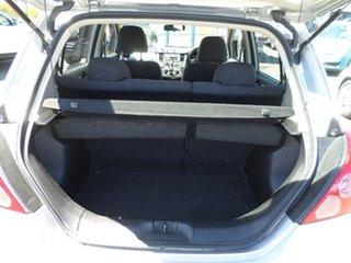 2008 Nissan Tiida ST-L Silver Automatic Hatchback