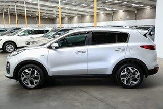 2018 Kia Sportage QL MY19 Si AWD Premium Silver 8 Speed Sports Automatic Wagon