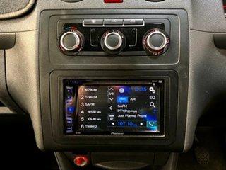 2014 Volkswagen Caddy 2KN MY14 TDI250 BlueMOTION Maxi White 5 Speed Manual Van