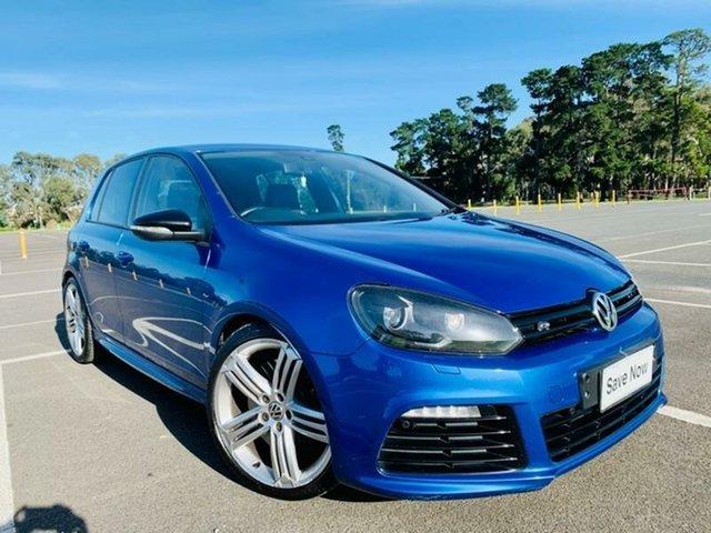 Used Volkswagen Golf 1K MY12 R Dandenong, 2012 Volkswagen Golf 1K MY12 R Blue 6 Speed Direct Shift Hatchback