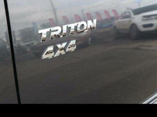 2012 Mitsubishi Triton MN MY12 GL-R (4x4) Grey 4 Speed Automatic Double Cab Utility