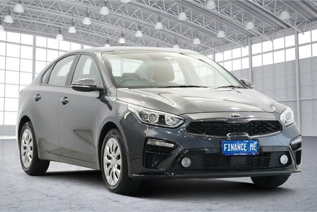 Used Kia Cerato BD MY20 S Victoria Park, 2020 Kia Cerato BD MY20 S Grey 6 Speed Sports Automatic Sedan