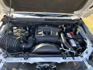 2015 Holden Colorado RG MY15 LTZ (4x4) White 6 Speed Automatic Crew Cab Pickup