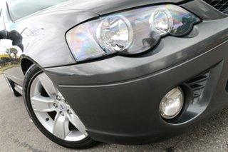 2006 Ford Falcon BF Mk II XR6 Grey 6 Speed Sports Automatic Sedan.