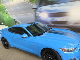 2017 Ford Mustang FM MY17 Fastback GT 5.0 V8 Grabber Blue 6 Speed Manual Coupe