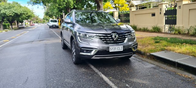 Used Renault Koleos HZG MY20 Intens X-tronic Nailsworth, 2020 Renault Koleos HZG MY20 Intens X-tronic Grey 1 Speed Constant Variable Wagon