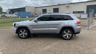 2014 Jeep Grand Cherokee WK MY14 Limited (4x4) Silver 8 Speed Automatic Wagon