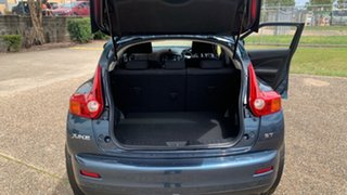 2013 Nissan Juke F15 ST (FWD) Blue Continuous Variable Wagon