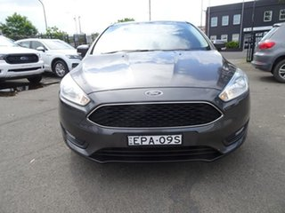 2017 Ford Focus LZ Trend Magnetic 6 Speed Automatic Hatchback