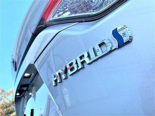 2020 Toyota Corolla ZWE211R Ascent Sport E-CVT Hybrid Silver Pearl 10 Speed Constant Variable Sedan.