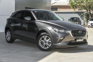 2019 Mazda CX-3 DK2W7A Maxx SKYACTIV-Drive FWD Sport Grey 6 Speed Sports Automatic Wagon.