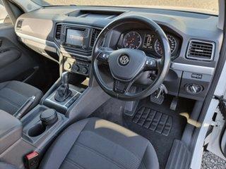2017 Volkswagen Amarok 2H MY17.5 TDI550 4MOTION Perm Sportline 8 Speed Automatic Utility.