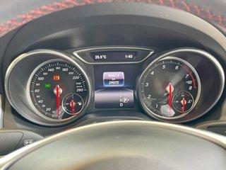 2018 Mercedes-Benz CLA-Class C117 808+058MY CLA200 DCT White 7 Speed Sports Automatic Dual Clutch