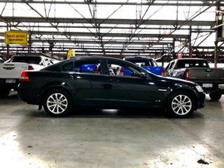 2010 Holden Berlina VE II Black 6 Speed Sports Automatic Sedan