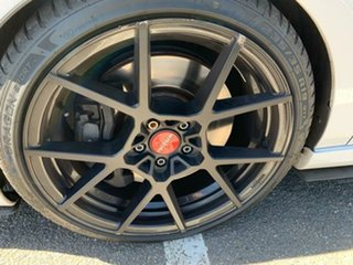 2011 Volkswagen Golf 1K MY12 R White 6 Speed Direct Shift Hatchback
