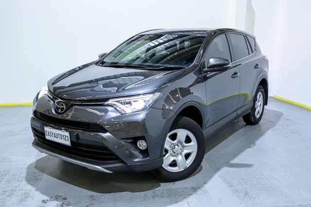 Used Toyota RAV4 ZSA42R GX 2WD Canning Vale, 2018 Toyota RAV4 ZSA42R GX 2WD Grey 7 Speed Constant Variable Wagon