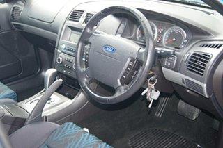 2004 Ford Falcon BA XR6 Blue 4 Speed Auto Seq Sportshift Sedan