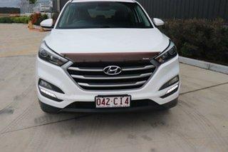 2017 Hyundai Tucson TL MY18 Active X 2WD Winter White 6 Speed Sports Automatic Wagon.