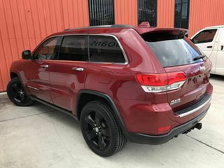 2016 Jeep Grand Cherokee WK MY15 Limited Red 8 Speed Sports Automatic Wagon.