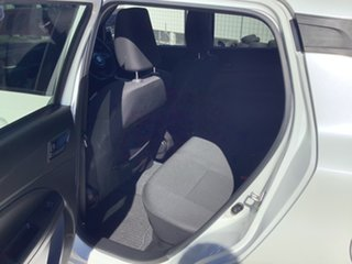 2018 Suzuki Swift AZ GL Navigator Pure White 1 Speed Constant Variable Hatchback