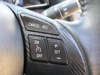 2016 Mazda 3 BM5236 SP25 SKYACTIV-MT GT White 6 Speed Manual Sedan