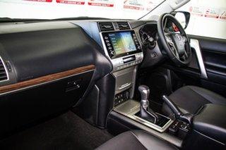 2021 Toyota Landcruiser Prado GDJ150R VX Silver Pearl 6 Speed Sports Automatic Wagon