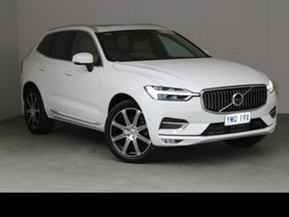 2018 Volvo XC60 246 MY18 T5 Inscription (AWD) White 8 Speed Automatic Geartronic Wagon