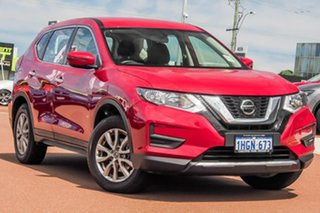 2021 Nissan X-Trail T32 MY21 ST X-tronic 2WD Red 7 Speed Constant Variable Wagon.