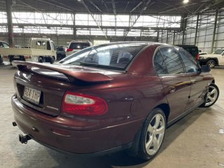 2000 Holden Commodore VX Executive Red 4 Speed Automatic Sedan