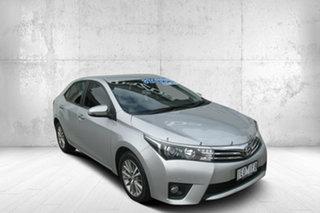 2015 Toyota Corolla ZRE172R ZR S-CVT Silver 7 Speed Constant Variable Sedan.