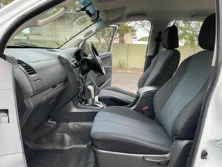 2015 Isuzu D-MAX MY15 SX White 5 Speed Automatic Dual Cab