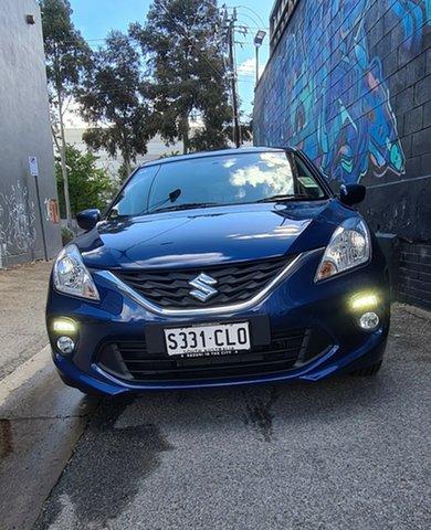 Demo Suzuki Baleno EW Series II GL Wayville, 2021 Suzuki Baleno EW Series II GL Stargazing Blue 4 Speed Automatic Hatchback