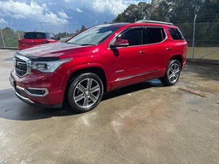 2019 Holden Acadia AC MY19 LTZ-V 2WD Glory Red 9 Speed Sports Automatic Wagon.