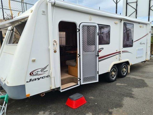 Used Jayco Sterling Bellevue, 2011 Jayco Sterling Caravan
