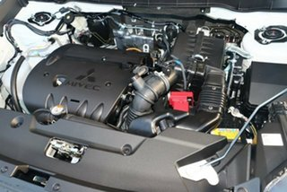 2021 Mitsubishi ASX XD MY21 ES Plus (2WD) Starlight Continuous Variable Wagon.