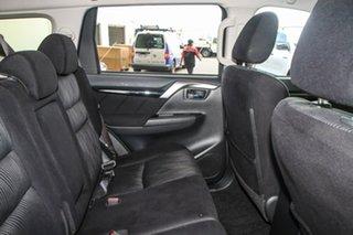 2015 Mitsubishi Pajero Sport QE GLX (4x4) Silver 8 Speed Automatic Wagon