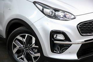 2018 Kia Sportage QL MY19 Si AWD Premium Silver 8 Speed Sports Automatic Wagon.