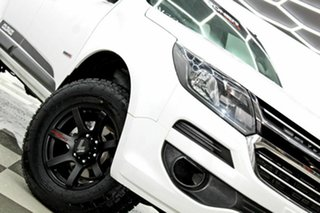 2016 Holden Colorado RG MY17 LS (4x2) White 6 Speed Automatic Crew Cab Pickup.
