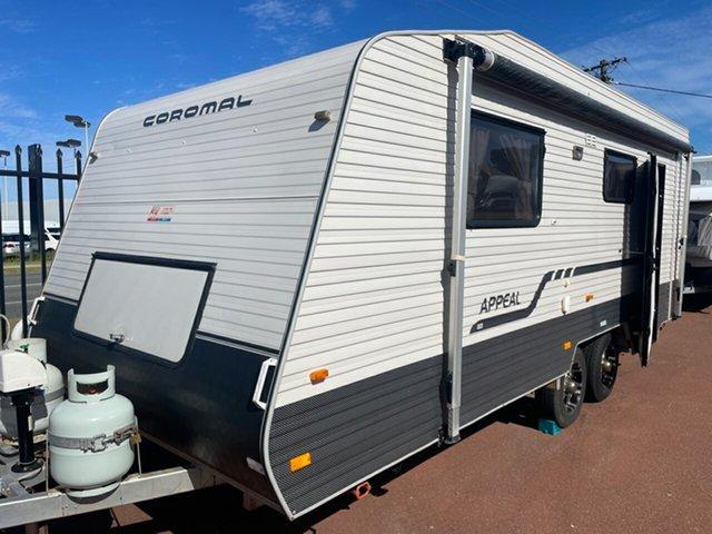 Used Coromal Appeal AP601S St James, 2015 Coromal Appeal AP601S Caravan
