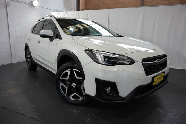 Used Subaru XV G5X MY18 2.0i-S Lineartronic AWD Castle Hill, 2017 Subaru XV G5X MY18 2.0i-S Lineartronic AWD White 7 Speed Constant Variable Wagon