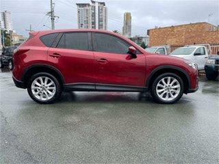 2013 Mazda CX-5 MY13 Upgrade Grand Tourer (4x4) Red 6 Speed Automatic Wagon.