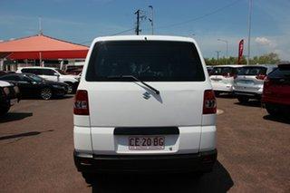 2016 Suzuki APV White 5 Speed Manual Van