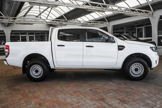 2021 Ford Ranger PX MkIII 2021.75MY XL Arctic White 6 Speed Sports Automatic Double Cab Pick Up