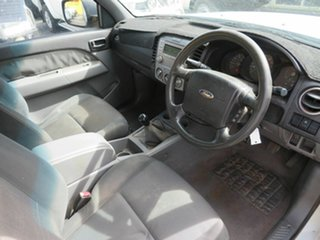 2008 Ford Ranger White 5 Speed Manual Extracab