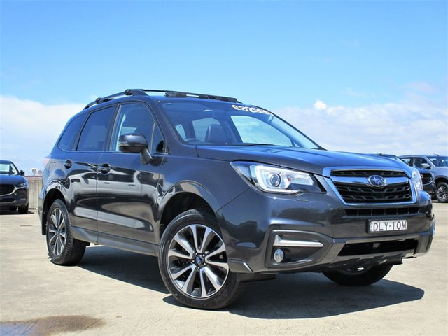 Used Subaru Forester S4 MY17 2.0D-S CVT AWD Brookvale, 2016 Subaru Forester S4 MY17 2.0D-S CVT AWD Grey 7 Speed Constant Variable Wagon