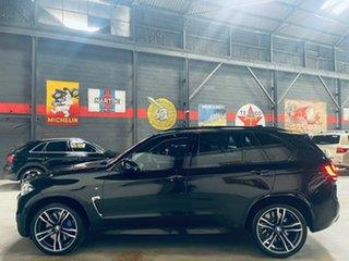 2015 BMW X5 M F85 Steptronic Black 8 Speed Sports Automatic Wagon